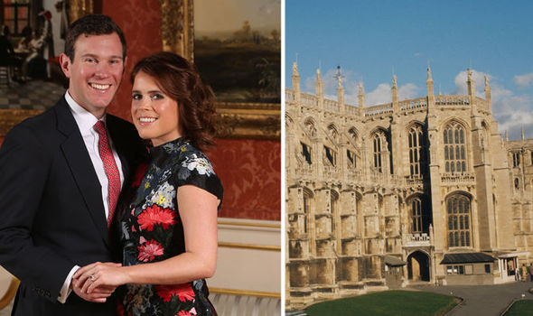 Princess Eugenie's wedding is expected to be a star-studded affair (Image GETTY)