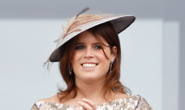 Princess Eugenie's wedding is set to draw comparisons to Prince Harry's wedding to Meghan Markle (Image GETTY)