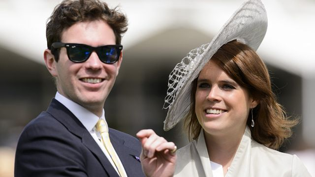Princess Eugenie's wedding will have one very non-traditional tPrincess Eugenie's wedding will have one very non-traditional twist Photo (C) GETTYist Photo (C) GETTY