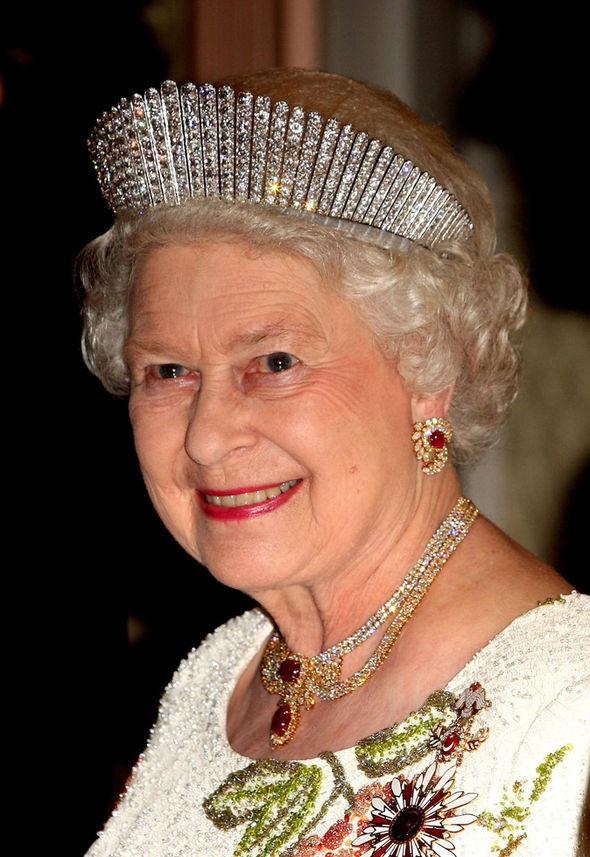 Queen Alexandra's tiara (Image PA)