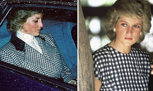 Royal fans questioned whether Princess Diana was pregnant (Image GETTY )