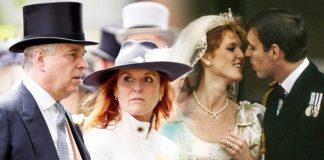 Sarah Ferguson Prince Andrew love revealed by body language (Image GETTY)