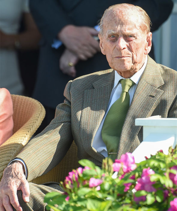 Sarah Ferguson Prince Phillip and Sarah Ferguson's relationship deteriorated (Image GETTY)