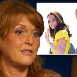 Sarah Ferguson She revealed what she really thinks of Kate Middleton (Image Getty The Daily)