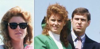 Sarah Ferguson and Prince Andrew divorced in 1996 (Image GETTY )