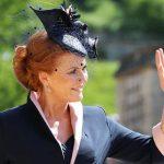Sarah Ferguson became the Royal Family pariah in 1992 (Image GETTY)
