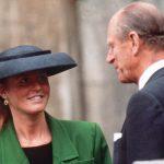Sarah Ferguson is 'veru nervous' about Prince Philip attending Eugenie's wedding (Image GETTY)