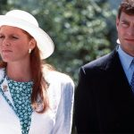 Sarah Ferguson was caught in a toe-sucking sandal with her lover John Bryan (Image GETTY )