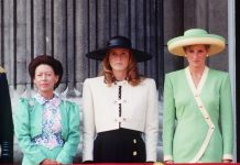 Sarah Ferguson was shut out of the Royal Family (Image GETTY )