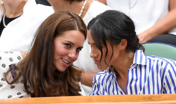 The Duchess of Sussex and the Duchess of Cambridge do not sovereign immunity (Image GETTY)