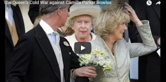 The Queen's Cold War against Camilla Weeks before Charles married