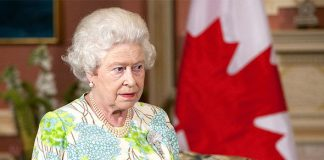 The Queen has visited Canada the most during her reign (Image GETTY )