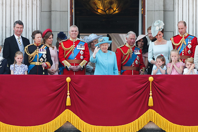 Find out who the best and worst-paid staff at the palace are, from kitchen Photo (C) GETTY