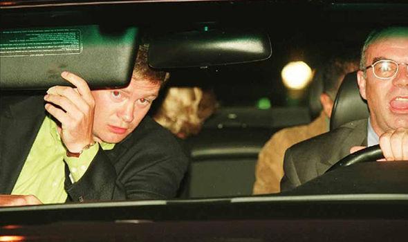 Trevor Rees-Jones was the only survivor of the crash (ImagTrevor Rees-Jones was the only survivor of the crash (Image GETTY-AFP)e GETTY-AFP)