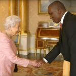 The documentary shows the Queen meeting dignitaries (Image ITV)