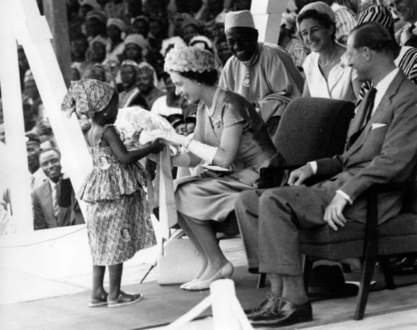 The monarchy was abolished in Sierra Leone in 1971 when the country became a republic (Image GETTY)