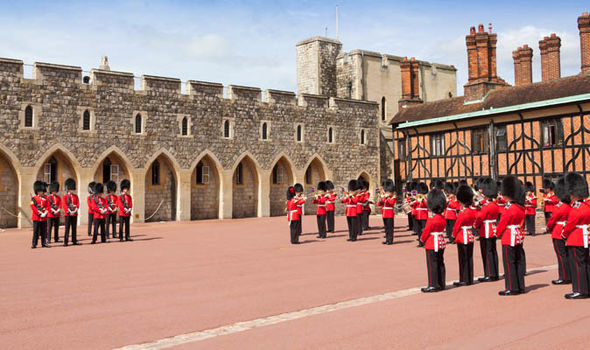 There are vacancies at Windsor Castle (Image GETTY)