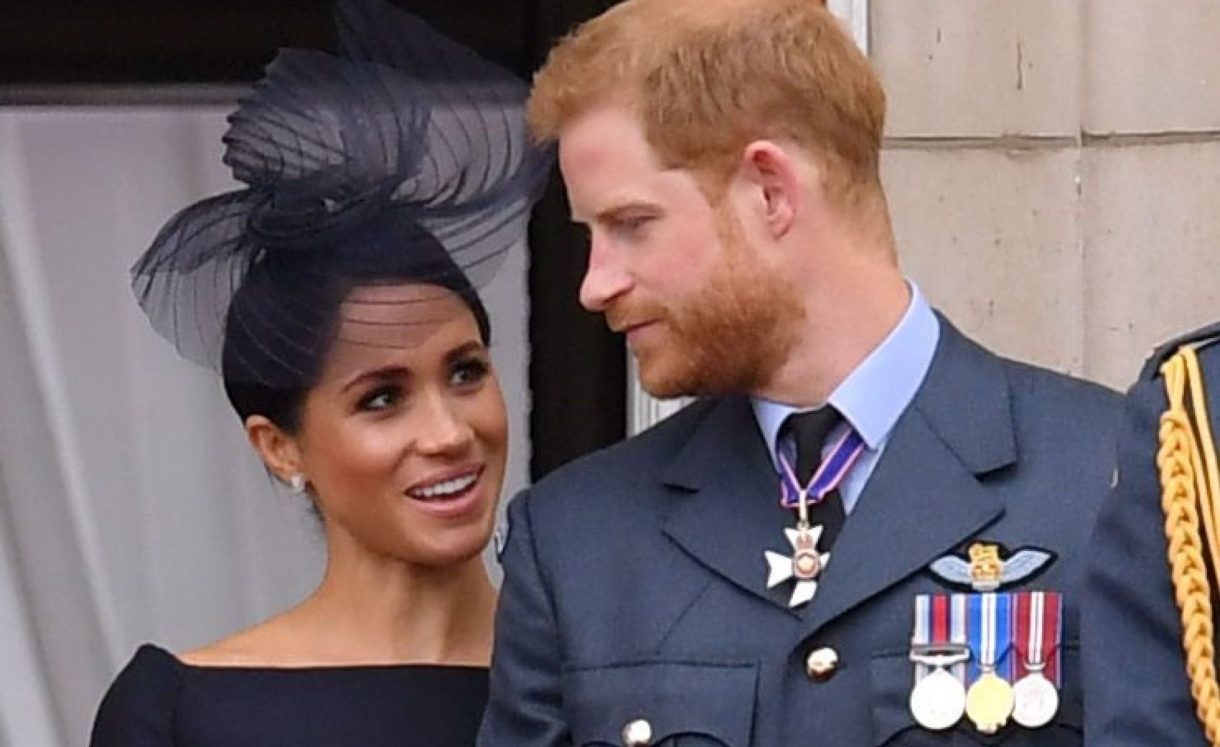 This family member has been living with Prince Harry and Meghan Markle for months Photo (C) SHUTTERSTOCK