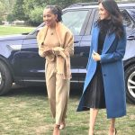 This is Meghan Markle's first event with her mother [Twitter Chris Ship]
