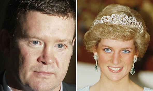 Trevor Rees Jones Invited Royal Wedding: Princess Diana's Bodyguard Had Face RECONSTRUCTED Using