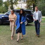 Why Meghan Markle's mum Doria is a useful person to have around ahead of royal tour Photo (C) GETTY