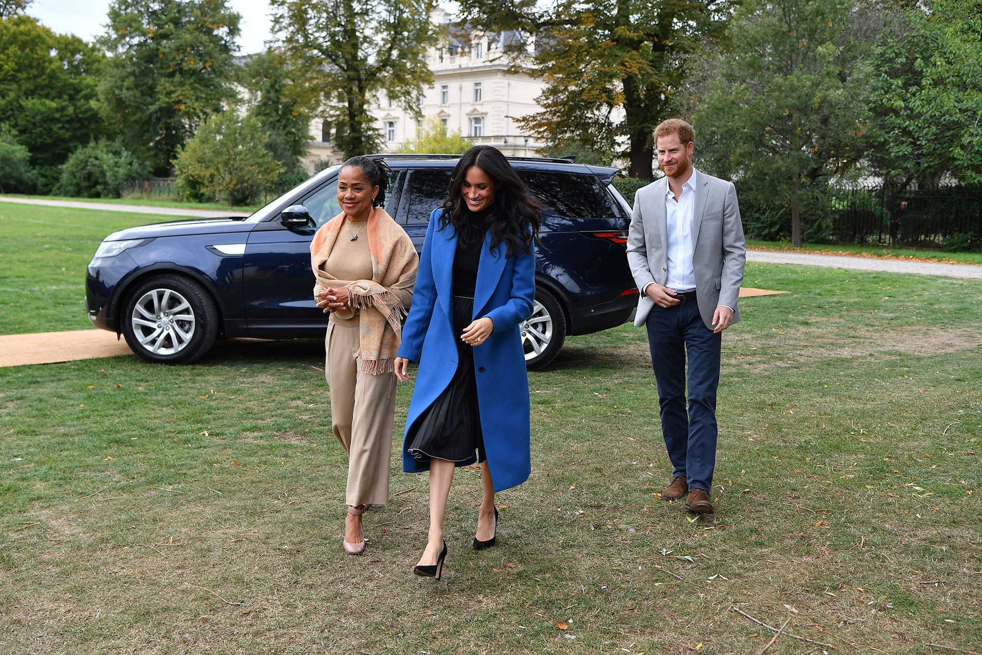 The Duchess Of Sussex Hosts