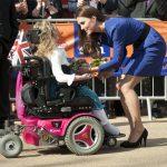 Duchess Of Cambridge Visits East Anglia Photo (C) GETTY
