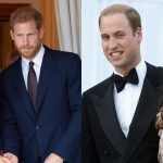 Prince Harry and Prince William Photo (C) GETTY