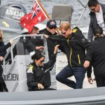 02 Prince Harry Takes Care of Pregnant Meghan Markle During Sailing Final Photo C GETTY IMAGES