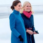 1 Duchess Catherine and Princess Mette Marit of Norway Photo Getty Images
