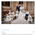 1 Princess Eugenie Official Photos C INSTAGRAM ROYALFAMILY