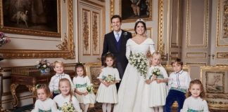 1 Princess Eugenie will live with Jack Brooksbank at Ivy Cottage in Kensington Palace Image Getty