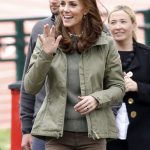 The Duchess Of Cambridge Visits Sayers Croft Forest School Photo (C) Getty ImagesChris Jackson