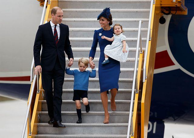 2016 Royal Tour To Canada Of The Duke And Duchess Of Cambridge Victoria British Columbia 640x457