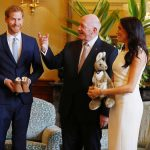 3 Live Updates Prince Harry and Pregnant Meghan Markles Receive First Baby Gifts on Royal Tour Photo C PA