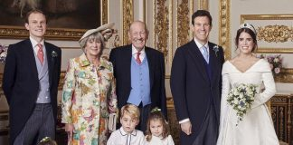 3 Princess Eugenie will live with Jack Brooksbank at Ivy Cottage in Kensington Palace Alex Bramall MEGA