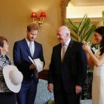 4 Live Updates Prince Harry and Pregnant Meghan Markles Receive First Baby Gifts on Royal Tour Photo C PA