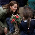 5 Duchess of Cambridge has made her much-anticipated return to official duties, following her six-month maternity leave with Prince Louis. Photo (C) GETTY IMAGES