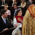 6 Princess Eugenie and Jack Brooksbank said their vows in Windsor Image PA