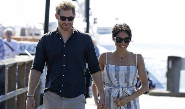 A royal aide has issued a statement over Meghan Markle's pregnancy Image PA
