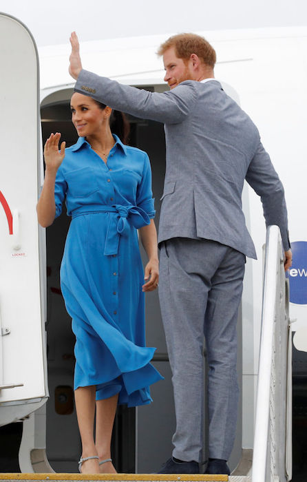 Boarding the plane Photo C GETTY