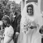 Camilla married Andrew Parker Bowles in July 1973 Image GETTY