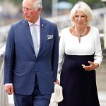 Camilla pictured with Prince Charles in September will not be attending Eugenies wedding Image GETTY