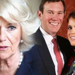 Camilla will miss Princess Eugenie and Jack Brooksbanks royal wedding Image GETTY 1