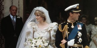Charles and Diana married at St Paul's Cathedral on July 29 1981 Image Getty