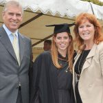 Could Prince Andrew and Sarah Ferguson pictured with Beatrice get back together Image Ian Nicholson WPA Pool Gett