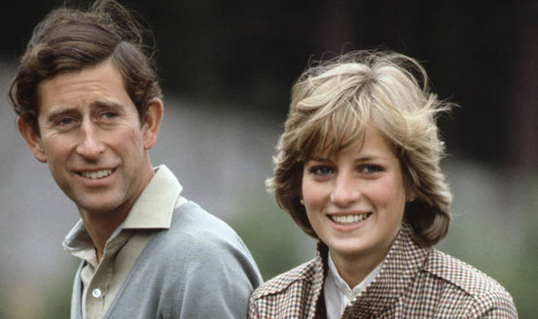 Diana and Charles married after just 12 dates Image GETTY