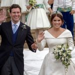 Eugenie's Windsor wedding bouquet had a secret meaning Image GETTY 1