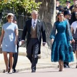 "Eugenie and Jack's wedding dress code is ""morning coat or a day dress with a hat,"" as indicated on their wedding invitations, which is more formal. Photo Getty"