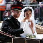 Eugenie and Jack are planning to take a very, very similar carriage ride through Windsor after the ceremony. Photo (C) GETTY